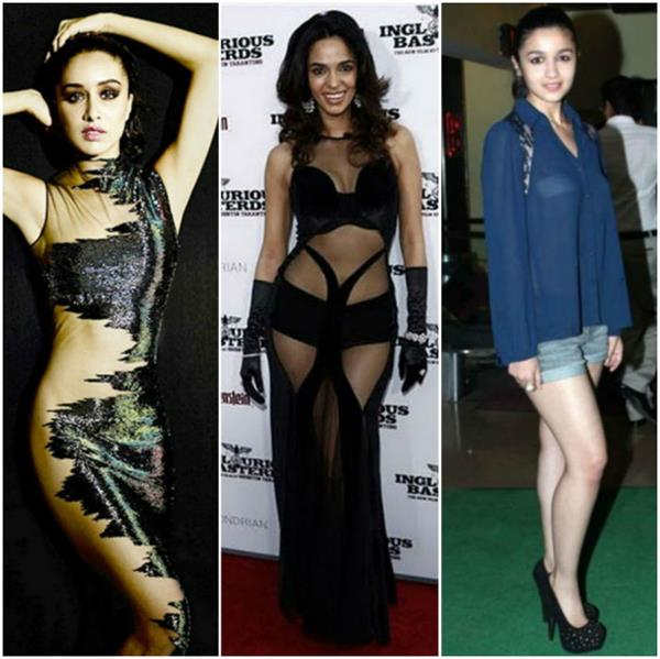 bollywood actress worst dress