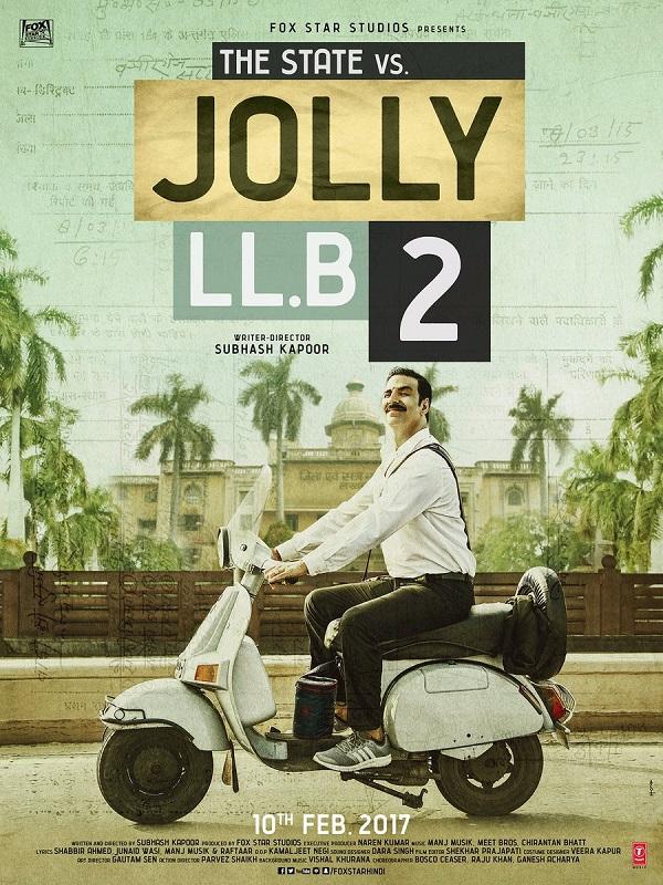 Movie Review: ''ਜੌਲੀ ਐੱਲ. ਐੱਲ. ਬੀ-2''