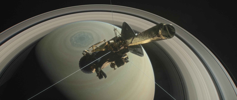 ਸ਼ਨੀ ਦੇ ਉਪਗ੍ਰਹਿ ਟਾਈਟਨ ਲਈ ਉਡਾਨ ਭਰਨ ਨੂੰ ਤਿਆਰ Cassini