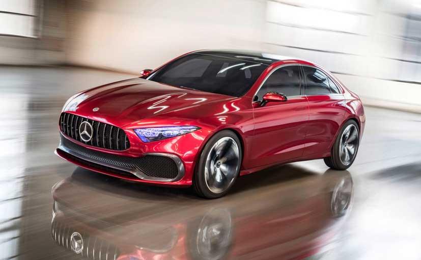 Mercedes ਨੇ ਆਪਣੀ Concept A ਸੇਡਾਨ ਤੋਂ ਚੁੱਕਿਆ ਪਰਦਾ, ਜਾਣੋ ਫੀਚਰਸ