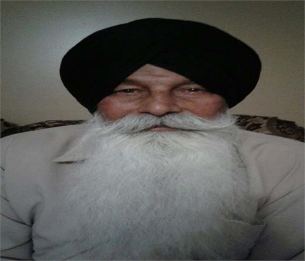 bukan jat father gurdev singh dhill dies in canada