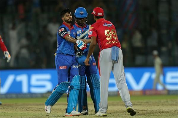 IPL 2019 : ਦਿੱਲੀ ਨੇ ਪੰਜਾਬ ਨੂੰ 5 ਵਿਕਟਾਂ ਨਾਲ ਹਰਾਇਆ