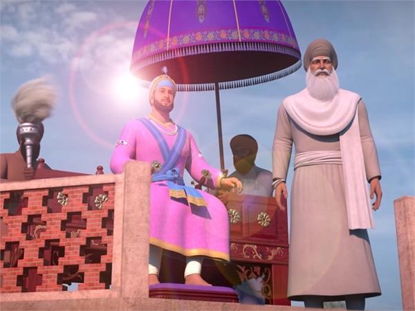 ''ਦਾਸਤਾਨ-ਏ-ਮੀਰੀ ਪੀਰੀ'' ਫਿਲਮ ਦਾ ਟਾਈਟਲ ਟਰੈਕ ਚਰਚਾ ''ਚ