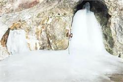 ਅਮਰਨਾਥ ਯਾਤਰਾ ਲਈ ਸਿਰਫ 500 ਮੁਸਾਫਰਾਂ ਨੂੰ ਮਿਲੇਗੀ ਇਜਾਜ਼ਤ