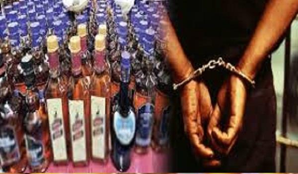 ਅੰਮ੍ਰਿਤਸਰ (ਦਿਹਾਤੀ) ਪੁਲਸ ਨੇ ਵੱਖ-ਵੱਖ ਥਾਵਾਂ ਤੋਂ 12,30,800 ਮਿਲੀਲੀਟਰ ਨਾਜਾਇਜ਼ ਸ਼ਰਾਬ ਕੀਤੀ ਬਰਾਮਦ