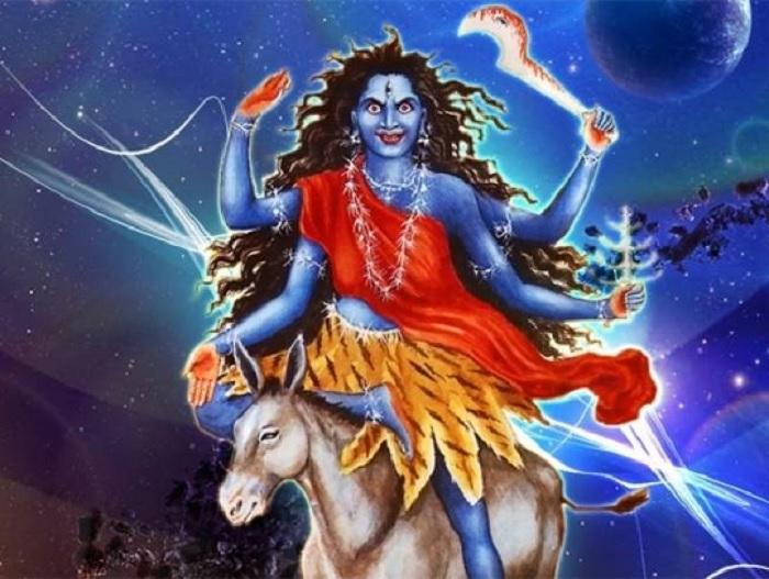 Chaitra Navratri 2021: ਚੇਤ ਨਰਾਤੇ ਦੇ ਸੱਤਵੇਂ ਦਿਨ ਕਰੋ 'ਮਾਂ ਕਾਲਰਾਤਰੀ' ਦੀ ਆਰਤੀ