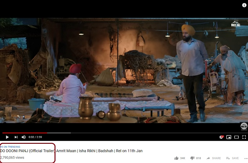 PunjabKesari,ਦੋ ਦੂਣੀ ਪੰਜ ਮੂਵੀ ਫੋਟੋ ਐਚਡੀ ਇਮੇਜ਼ ਡਾਊਨਲੋਡ,do dooni panj movie photo hd image download