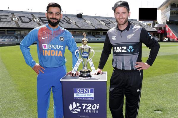 new zealand vs india 2nd t20i