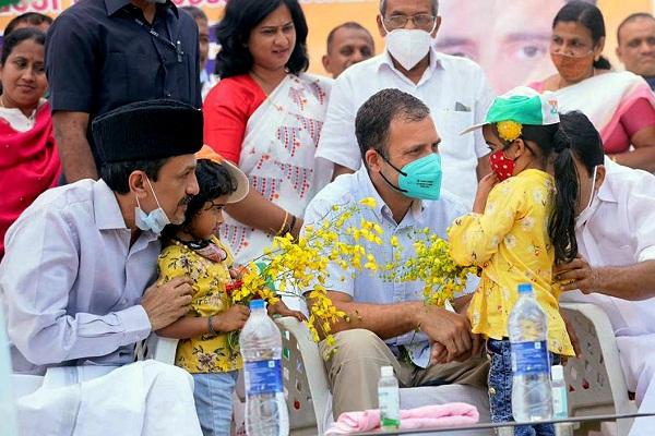 rahul gandhi wayanad voters poor 6 thousand rupee