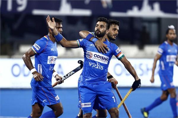 indian hockey team adapts to new ways due to corona epidemic