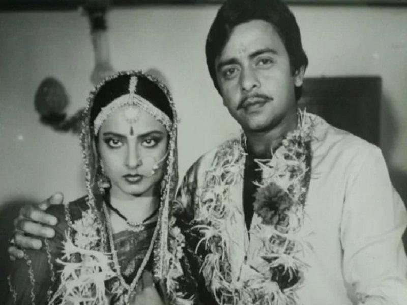 PunjabKesari, vinod mehra image, Rekha image, ਵਿਨੋਦ ਮਹਿਰਾ ਇਮੇਜ਼