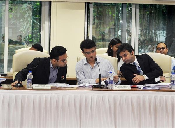 ganguly  s big decision  msk prasad not to choose team india