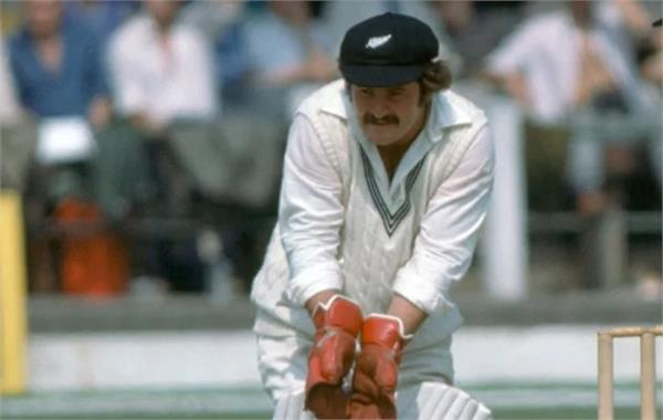former new zealand cricketer edwards last breathed in at 64 years old