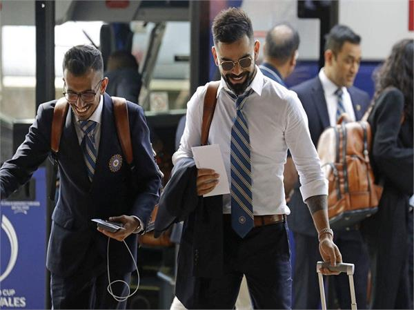 virat brigade reached for world cup mission  see photos