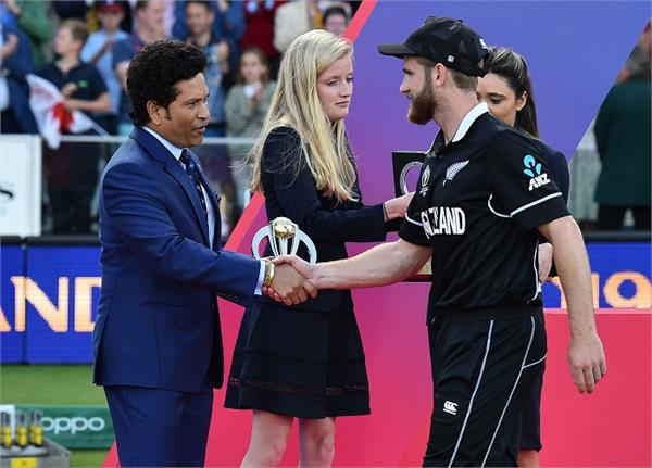 williamson selected player of the tournament