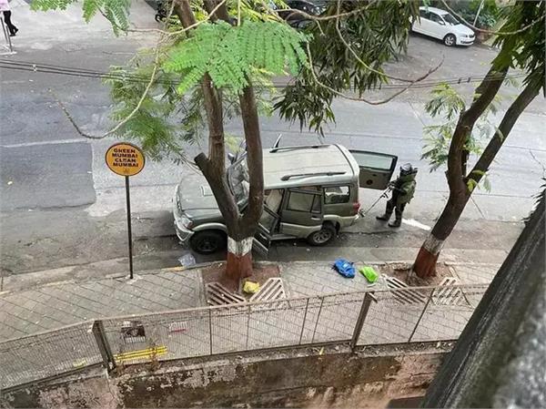 jaish ul hind bears responsibility for placing explosives outside ambani s house