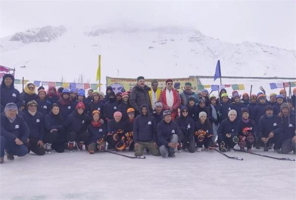 winter games to be developed in lahaul spiti  markanda