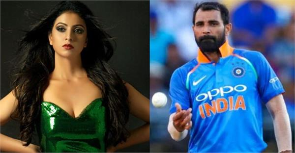 after nude photo of wife hussain jahan shami gave a scathing reply