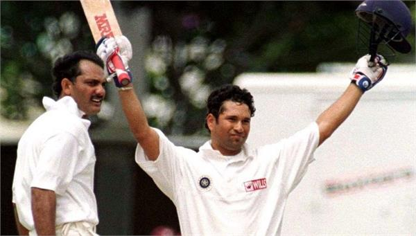 mohammad azharuddin reprimanded by bcci for getting sachin to open