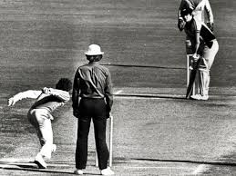 an embarrassing incident in history of cricket that ignored a player  s century