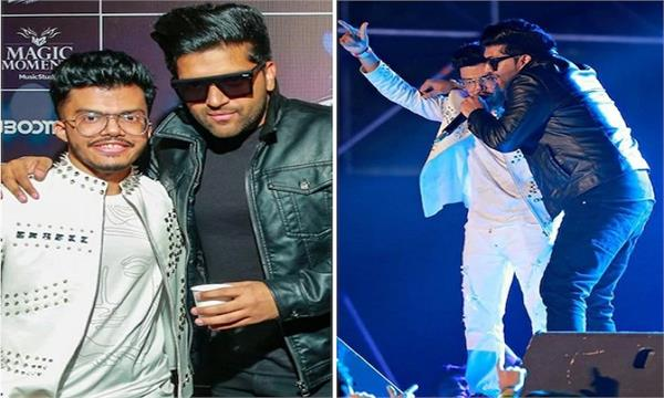 guru randhawa acknowledges supports teen sensation dj hardik