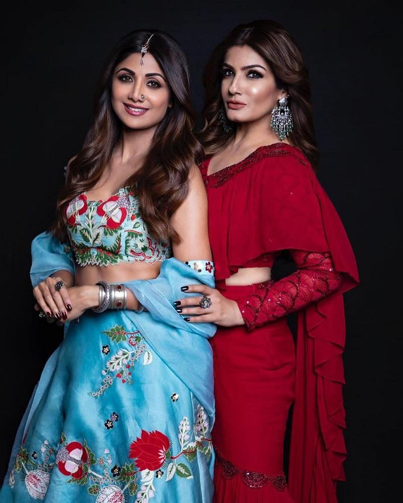 Punjabi Bollywood Tadka,ਰਵੀਨਾ ਟੰਡਨ & ਸ਼ਿਲਪਾ ਸ਼ੈੱਟੀ ਇਮੇਜ਼ ਐਚਡੀ ਫੋਟੋ ਡਾਊਨਲੋਡ,raveena tandon & shilpa shetty image hd photo download