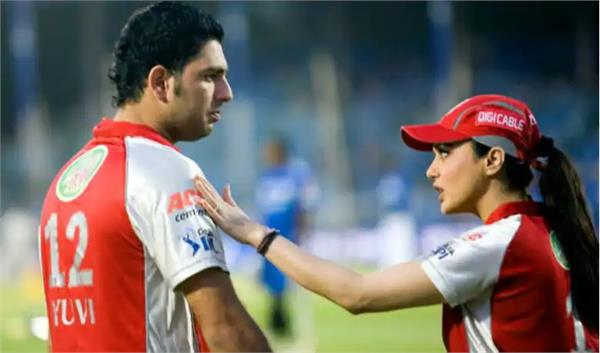 yuvraj  s big revelation  that  s why yuvraj wanted to run away from kxip