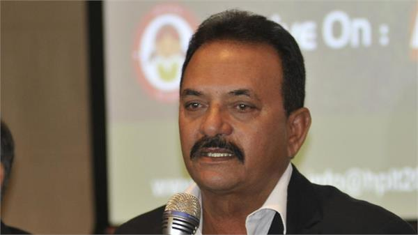 madan lal  s statement on the election of a new selector