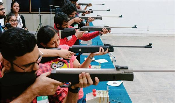 7 countries removed from shooting world cup in india due to fear of corona virus