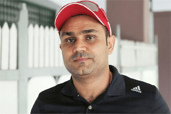 sehwag compared the 4 day test with baby diapers  joking