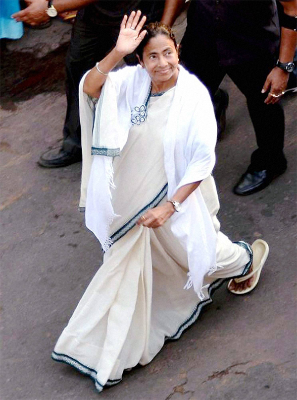 mamata banerjee will be the third elected chief minister of west bengal