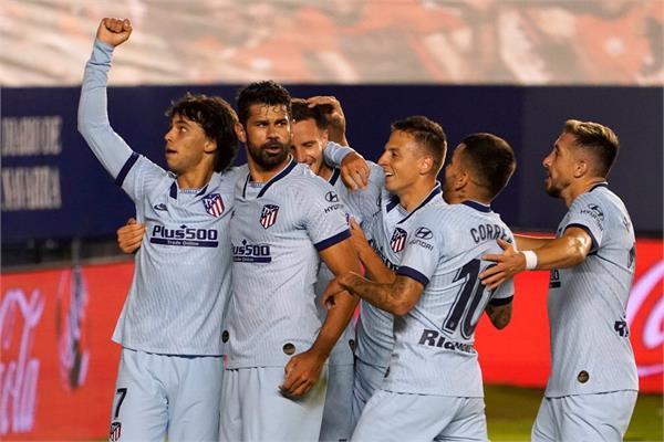 on return  la liga  s audience grew by almost 50 percent