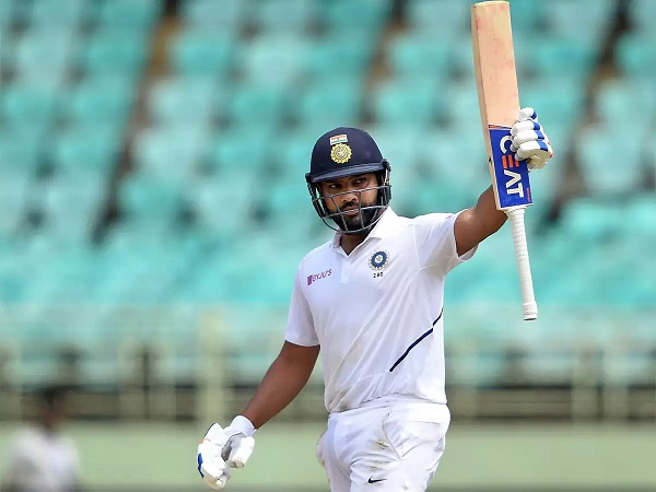 rohit sharma ranchi test third century in series broke many records