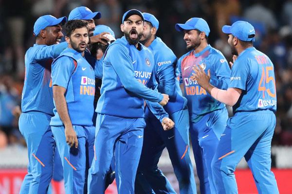 these biggest records made in the 4rth t20 match between ind and nz