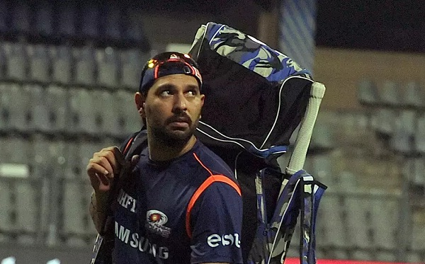 yuvraj can soon make the announcement of retirement
