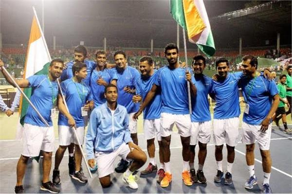 strong india ready to defeat pakistan in davis cup