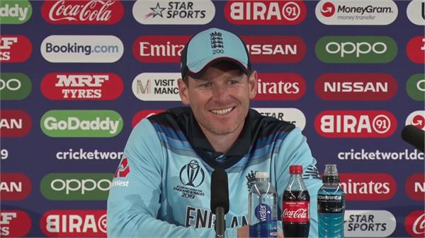 morgan  s refusal of pressure after defeat from australia