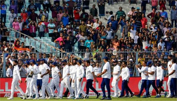 fourth and 5th day tickets for the pink ball test will be refunded