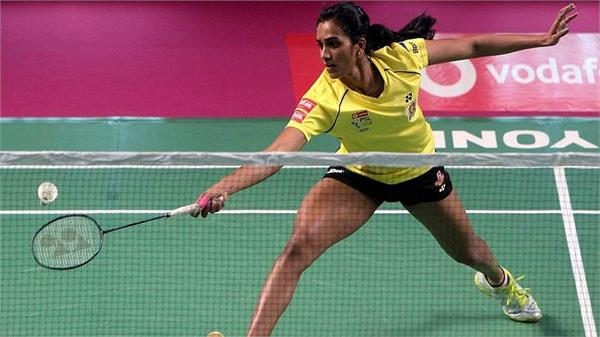 sindhu is the third consecutive espn  s best female player of the year