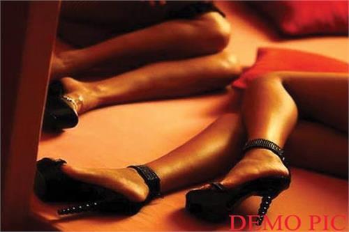 prostitution  sahedev market jalandhar