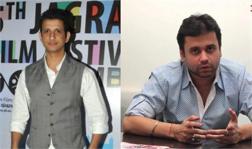 vishal pandya will again cast sharman joshi in his next erotic thriller