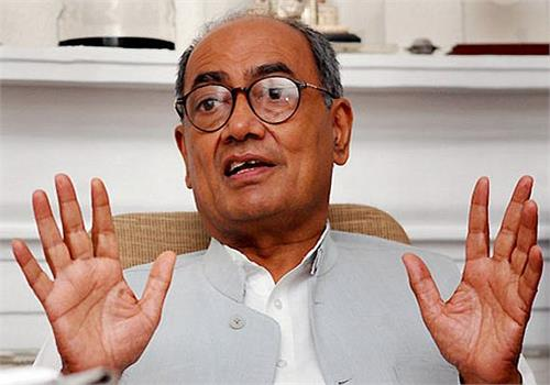 digvijay singh said batla house encounter is fake