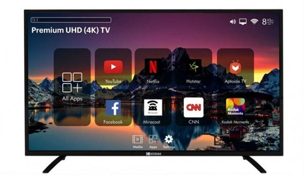 kodak 55 inch 4k hd smart tv  even launched in india