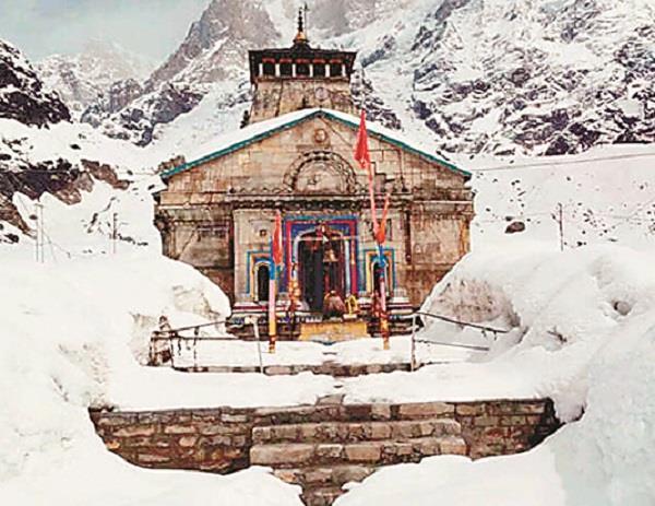 uttarakhand kedarnath temple door 29 april coronavirus