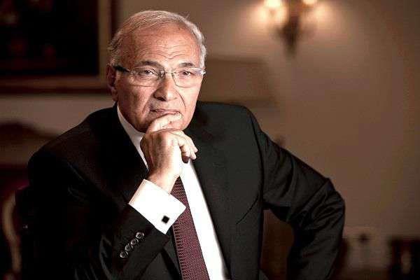 egyptian prime minister shafiq u a e