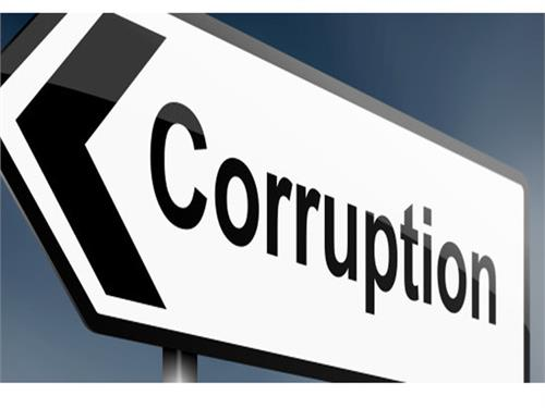 corruption is etiquette