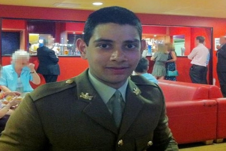 indian origin soldier in uk found guilty of murder for ex girlfriend
