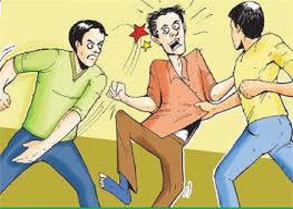 batala  youth  beaten