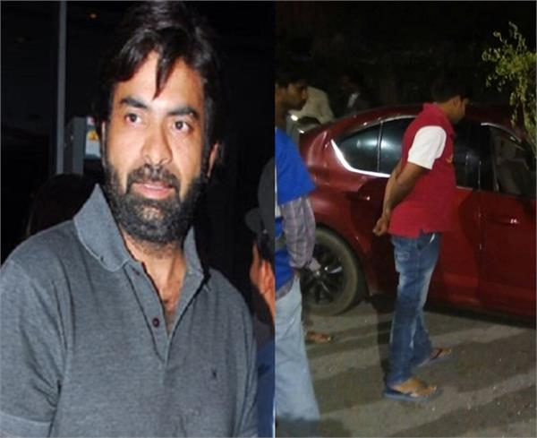 ravi teja brother death