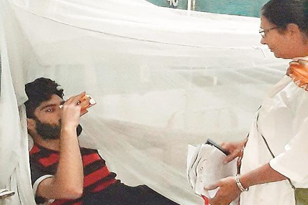 the terrorist yusuf rafiq bhatt holds the cell